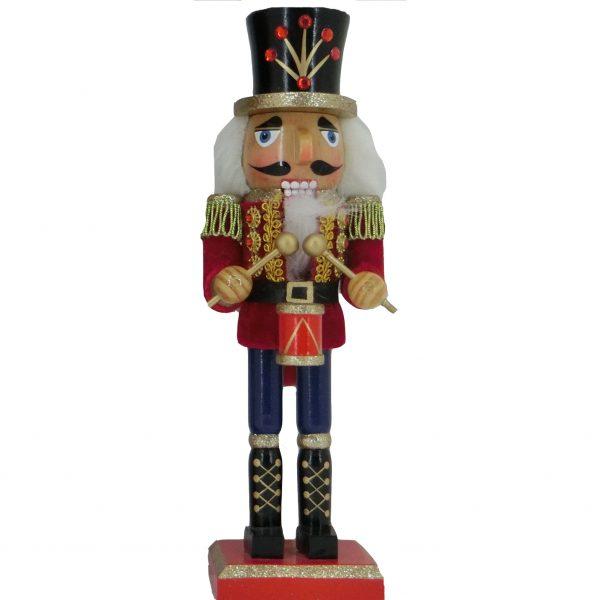Christmas Nutcracker - Red (196818R)