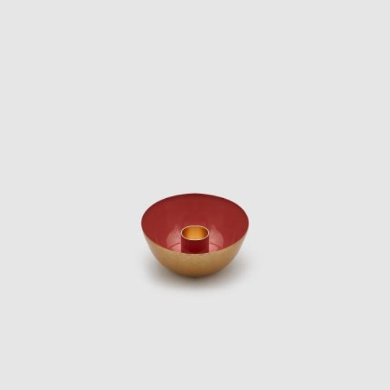 Charm Enamel Bowl/Candle Holder - Small (601603,32)