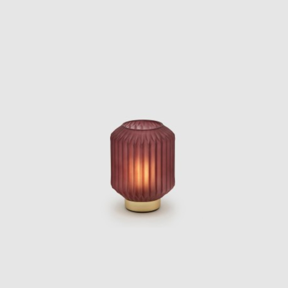 Bright Lamp with Gold Base - Small (714307,69)