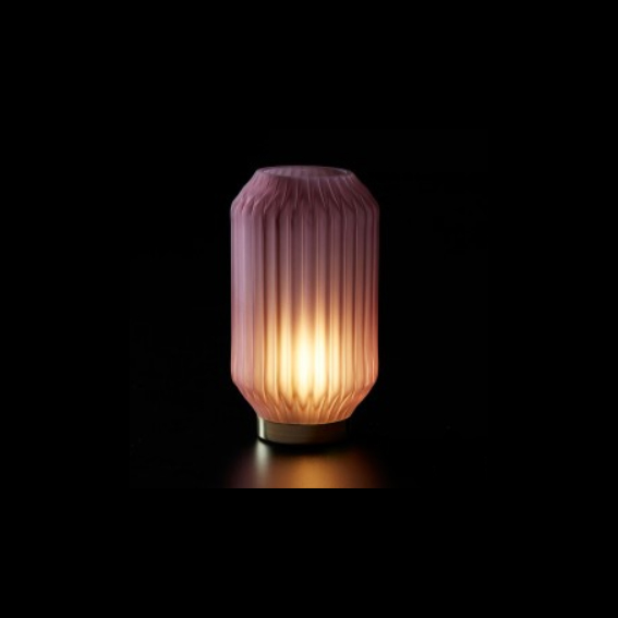 Bright Lamp with Gold Base - Large (714308,53)