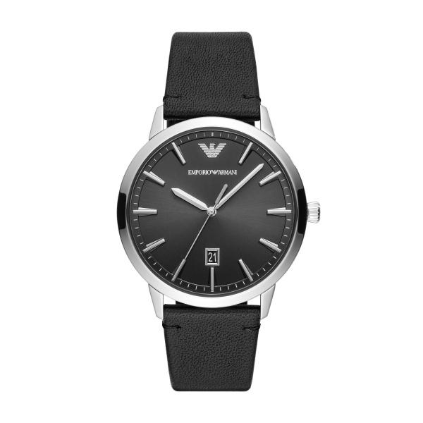 Ruggero Three Hand Leather Watch (AR11193)