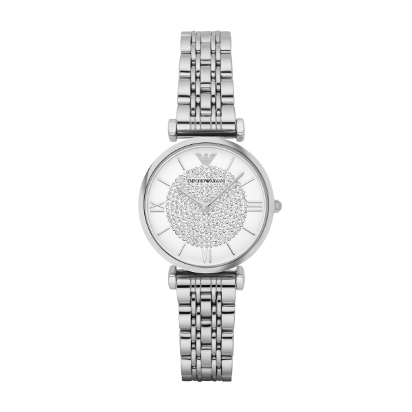 Gianni T-Bar Stainless Steel Ladies Watch (AR1925)