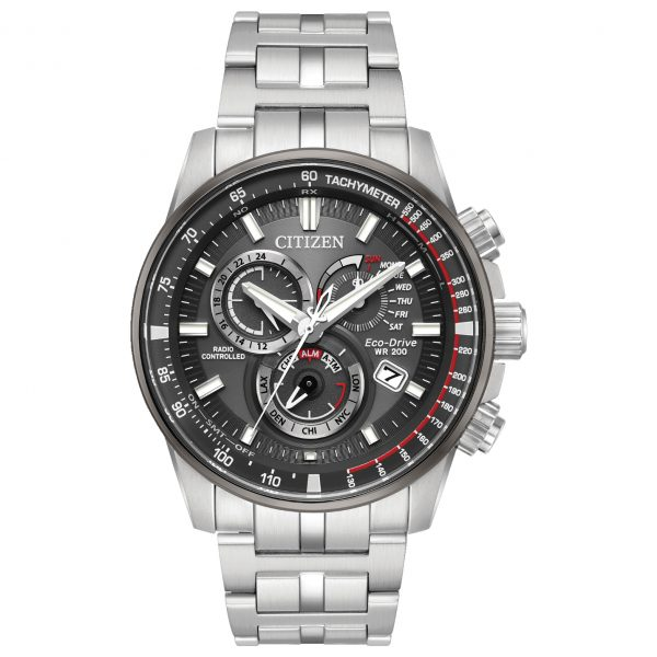 PCAT Chronograph Perpetual Calendar Watch (AT4129-57H)