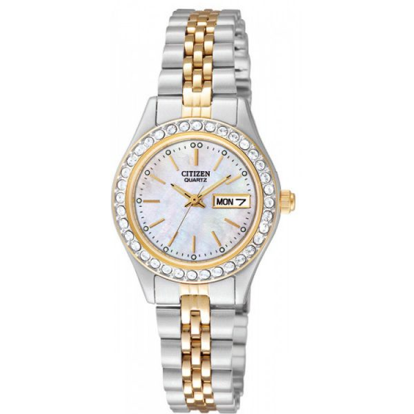 Ladies Quartz Watch (EQ0534-50D)