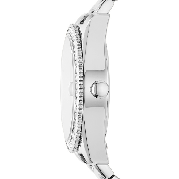 Scarlette Three-Hand Date Stainless Steel Watch (ES4317)