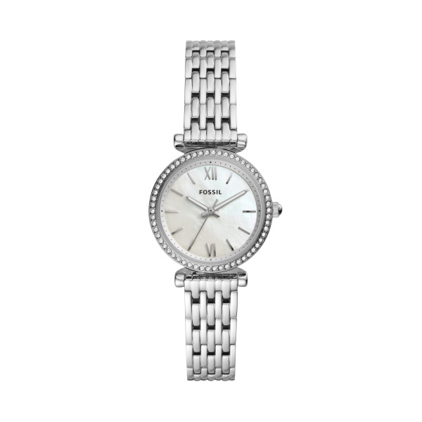 Carlie Mini Stainless Steel Ladies Watch (ES4647)