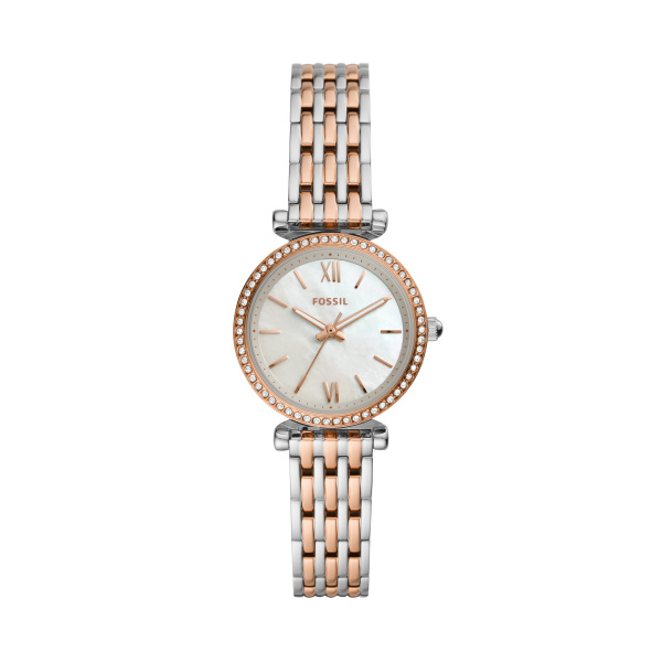 Carlie Mini Two-Tone Ladies Watch (ES4649)