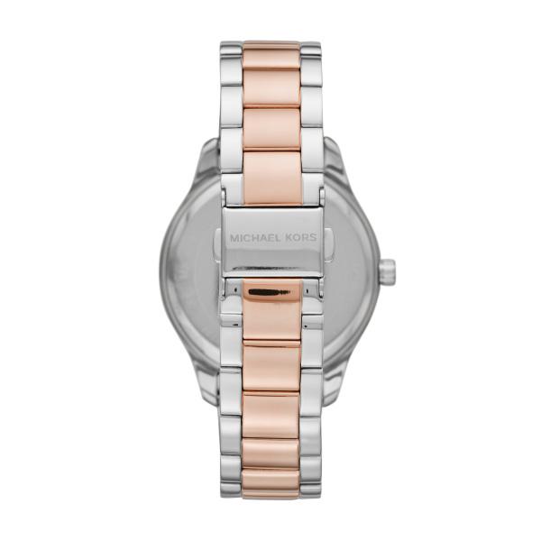 Layton Two-Tone Stainless Steel Ladies Watch (MK6849)