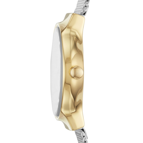 Freja Two-Tone Stainless Steel Watch (SKW2666)
