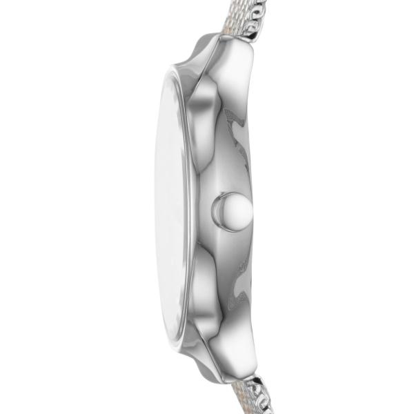 Freja Two-Tone Steel-Mesh Watch (SKW2699)