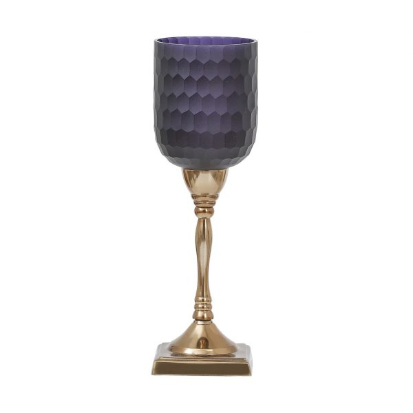 Mia Votive Purple (SR055)