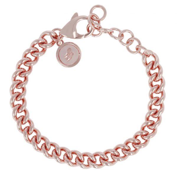 Curb Chain Bracelet (WSBZ00483.R)
