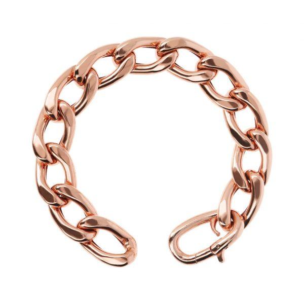 Curb Link Bracelet (WSBZ01755.R)