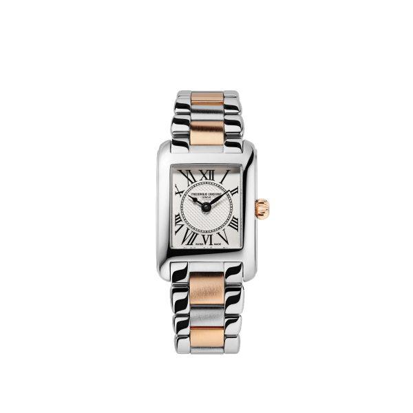 Frederique Constant Classics Carée Ladies Watch (FC-200MC12B)