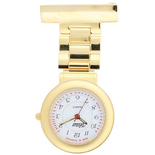 Telstar Nurses Fob Watch - Gold (N1003 CYW)