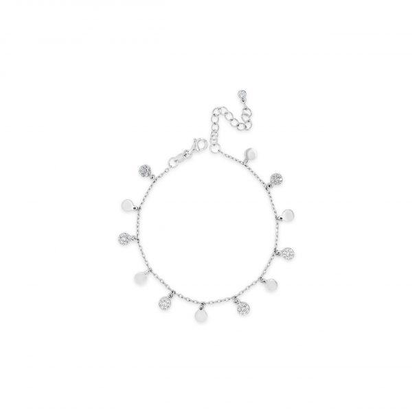 Absolute Silver Bracelet (SB105SL)