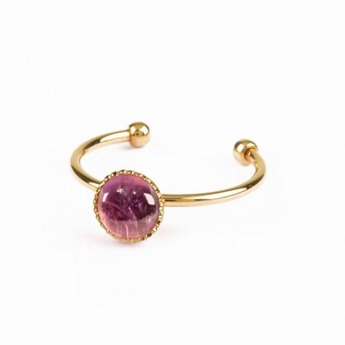Nilai Paris Athena Ring - Amethyst (ATBA-AM)