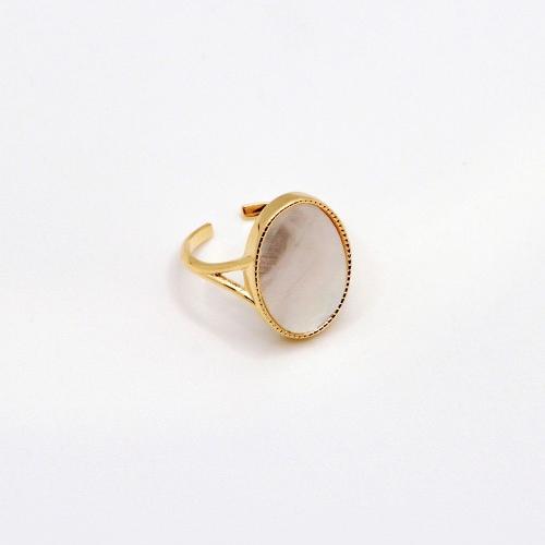 Nilai Paris Frida Ring - Mother of Pearl (FRIBA-MOP)