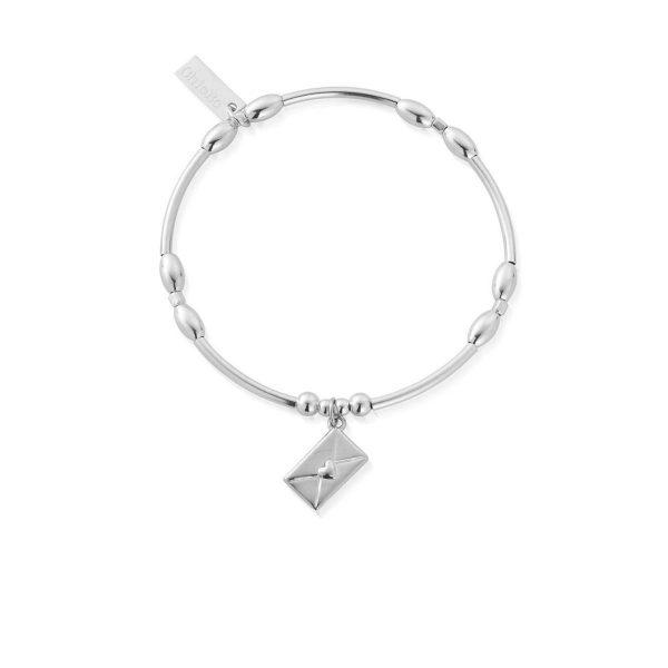 ChloBo Personalised Love Letter Bracelet (SBMNR3051)