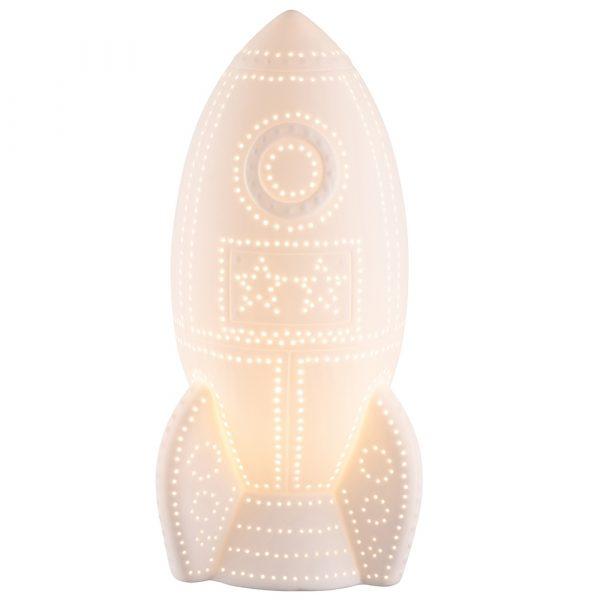 Belleek Living Rocket Luminaire (9348)