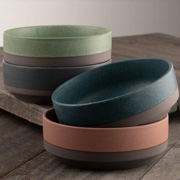 Belleek Living Tsuma Stacking Small Bowl - Set of 4 (9404)
