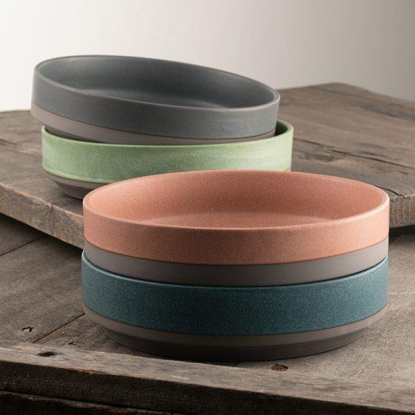 Belleek Living Tsuma Stacking Large Bowl - Set of 4 (9405)