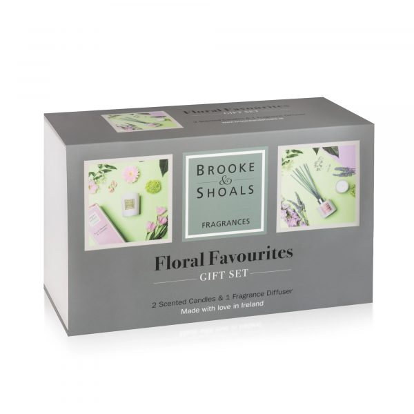 Brooke and Shoals Floral Favourites Bundle (GBS3-F)
