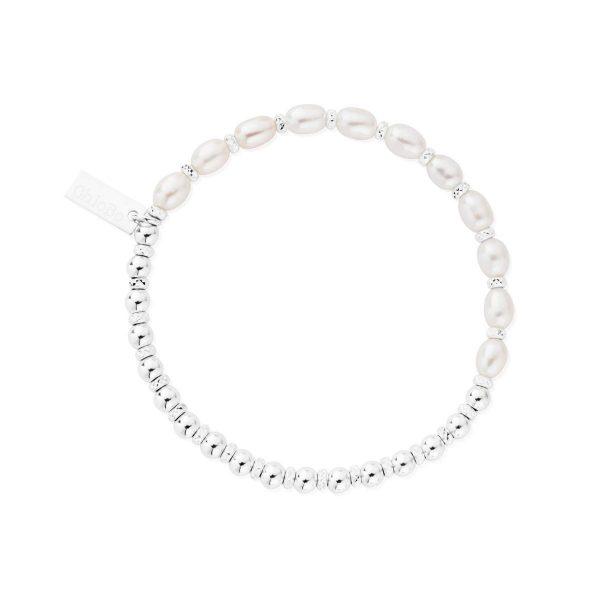ChloBo Children's Story of Love Bracelet (CSBSPEARL)
