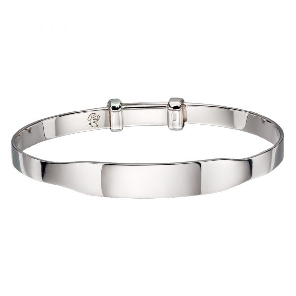 Little Star Willow ID Style Baby Bangle (LSB0219)