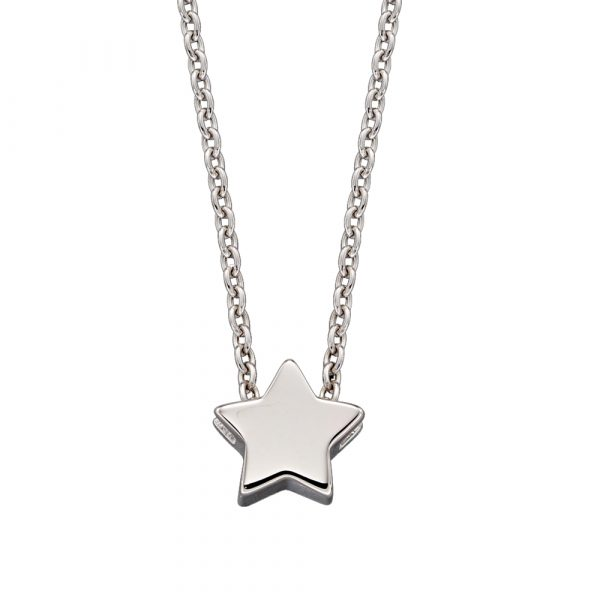 Little Star Alice Single Star Charm Necklace (LSN0260)