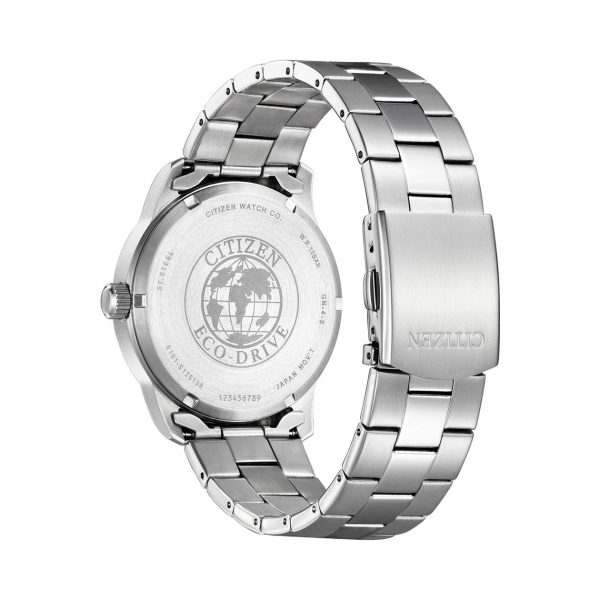 Citizen Classic White Dial Watch (BM8550-81A)