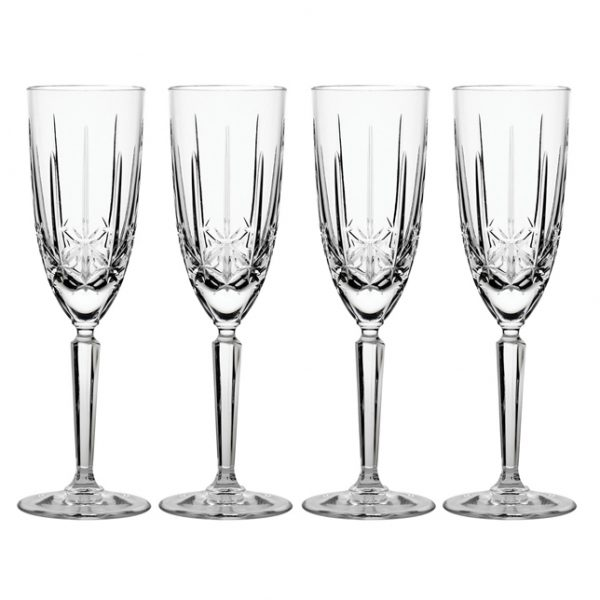 Marquis by Waterford Sparkle Flutes Set of 4 (156158)