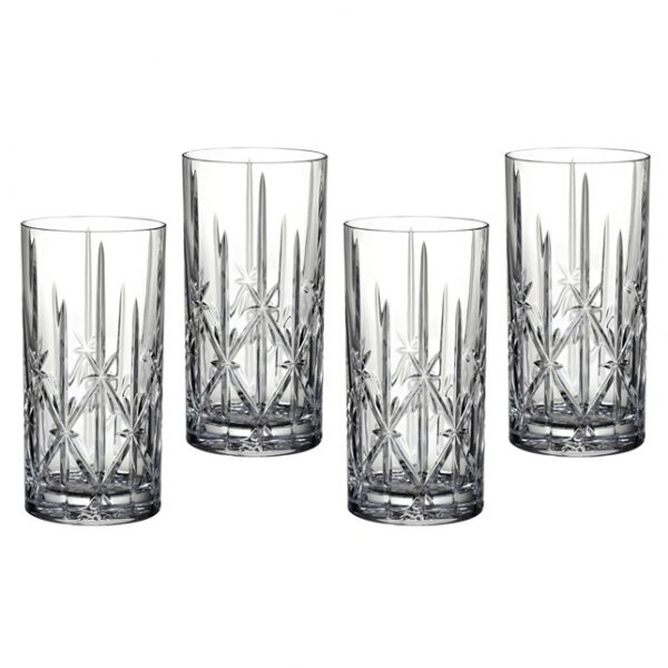 Marquis by Waterford Sparkle Hi-ball Set of 4 (160422)