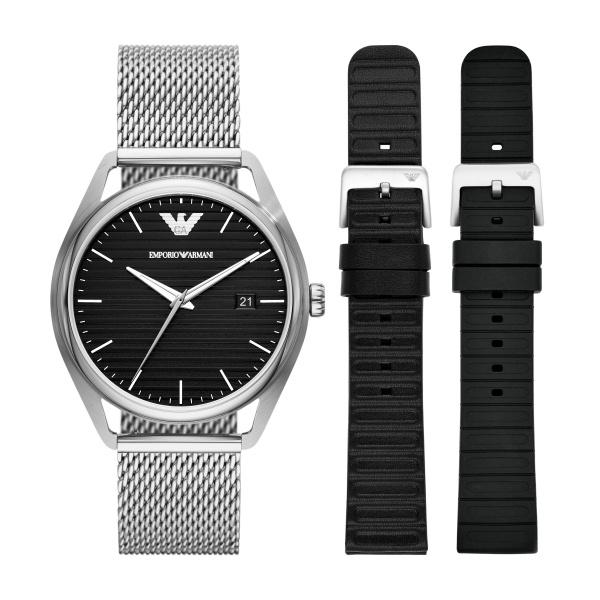 Emporio Armani Matteo Watch Gift Set (AR80055)