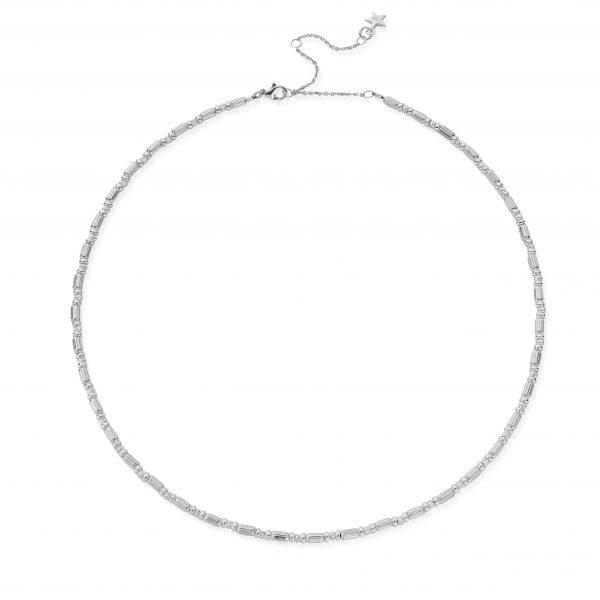 ChloBo Eternity Necklace Silver (SNMCCR)