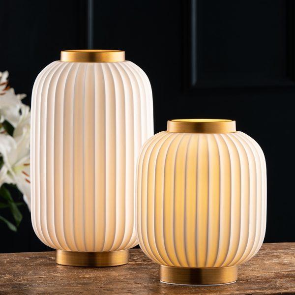Belleek Living Oriental Lantern Large (9365)