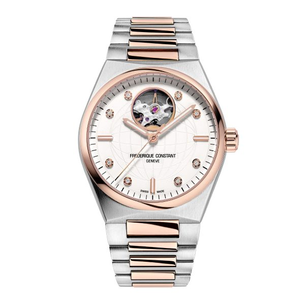 Frederique Constant Highlife Ladies Automatic Heart Beat Watch (FC310VD2NH2B)
