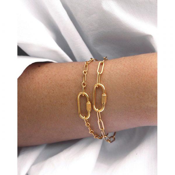 Nilai Paris Lock Bracelet (LOLB)